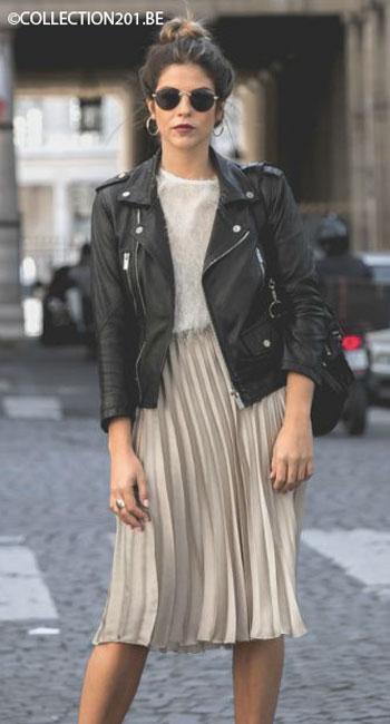 04-perfecto-cuir-jupe-plissee-lurex