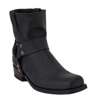 9_Boots-femme-rock-noire-cuir