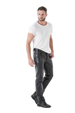 5pantalon_cuir_homme_agneau_noir