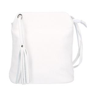 Vêtement en cuir Maroquinerie femme blanc