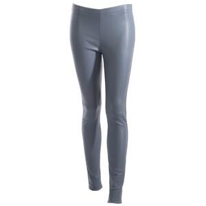 Vêtement en cuir Pantalon cuir bleu
