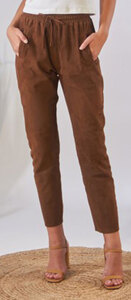 Vêtement en cuir Pantalon cuir