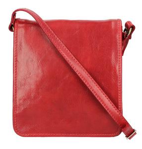 Vêtement en cuir Maroquinerie homme rouge