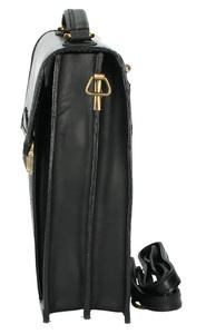 Vêtement en cuir Maroquinerie homme noir