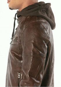 Vêtement en cuir Blousons cuir