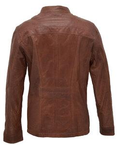 Vêtement en cuir Les bonnes affaires Femme marron