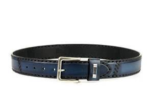 Vêtement en cuir Accessoires bleu