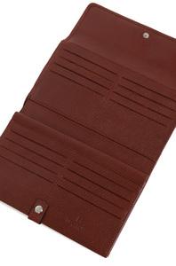 Vêtement en cuir Maroquinerie marron