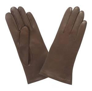 Vêtement en cuir Accessoires marron, camel