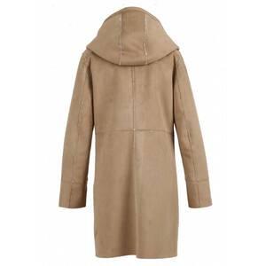 Vêtement en cuir Manteaux cuir cognac