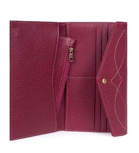 Vêtement en cuir Maroquinerie rose