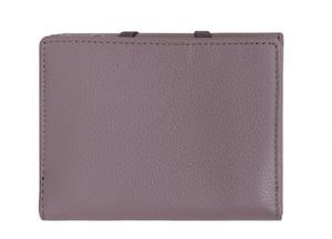 Vêtement en cuir Maroquinerie gris, rose