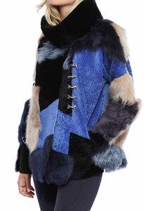 Vêtement en cuir Vestes cuir